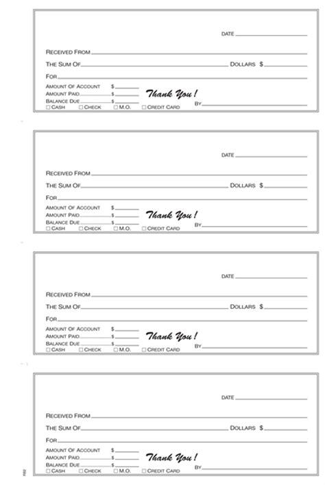 drawingboard printing receipt books memos message