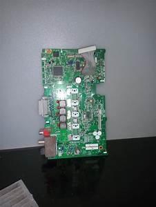 Placa De Saida System Panasonic Sa-akx72 Com Defeito