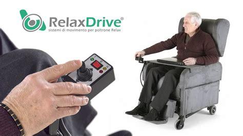 Nuova Poltrona Per Disabili Con Ruote Motorizzate