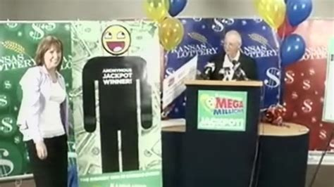 kansas mega millions lottery winner claims prize remains