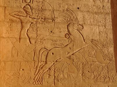 Battles During Ramses Ii's Dynasty Kingtutonecom