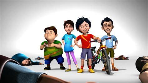 Shiva Promo For Nickelodeon India On Vimeo