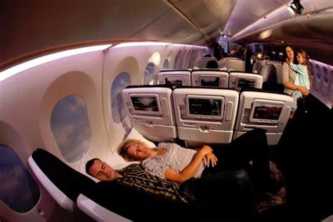 plan si鑒es boeing 777 300er letti matrimoniali porte usb e connettori per ipod air zealand reinventa il concetto di comfort in aereo