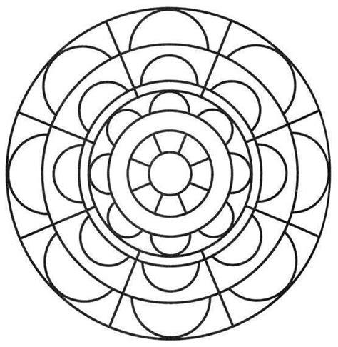 mandala significato   disegni da colorare greenme
