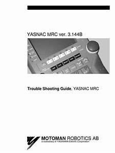 Trouble Shootingmrc