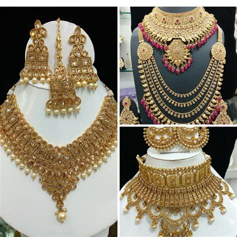 wedding artificial jewellery online shopping 8 bridal jewellery shops in karol bagh to explore this wedding season
