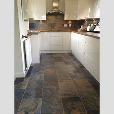 Best 15+ Slate Floor Tile Kitchen Ideas  Diy Design & Decor