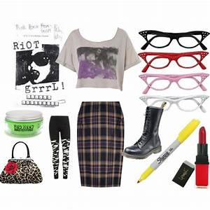 """Riot Grrrl"" by blindkiki on Polyvore | My Style | Pinterest"