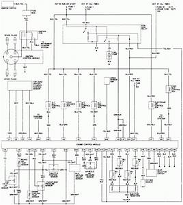 1992 Honda Accord Wiring Diagram