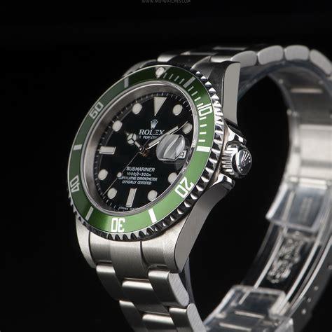 Rolex Submariner Date Green Bezel 50th Anniversary 16610LV