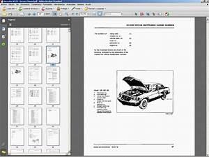 Mercedes S-class  W126  - Service Manual    Repair Manual