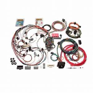 Painless Wiring 20112 Direct Fit Wiring Harness  1970