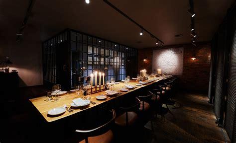 Book Private Dining Room, Canto Corvino (london) Headbox