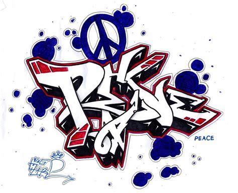 Graffiti Peace : Peace Graffiti By Rocklizard On Deviantart
