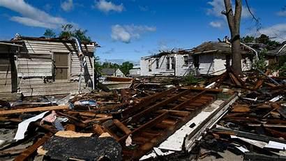 Tornado Damage Carolina South Seneca