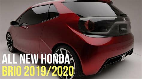 gambar modifikasi mobil honda   brio  otomotif