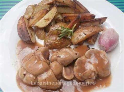 cuisine partag馥 recettes de rognons de la cuisine partage de