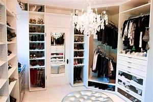 Closets Become Boutiques, Dressing Rooms, Living Spaces - WSJ
