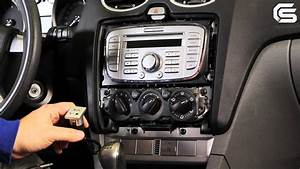 Installation Of 6000cd Mp3 Usb Oem Stereo For Ford