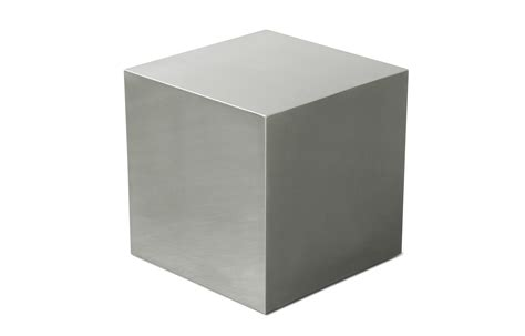 wallpaper for dining room stainless steel cube end table viesso