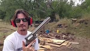 World's Biggest Handgun! .500 S&W Magnum! - YouTube