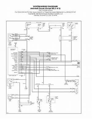 2003 Honda Accord Wiring Diagrams 24800 Getacd Es