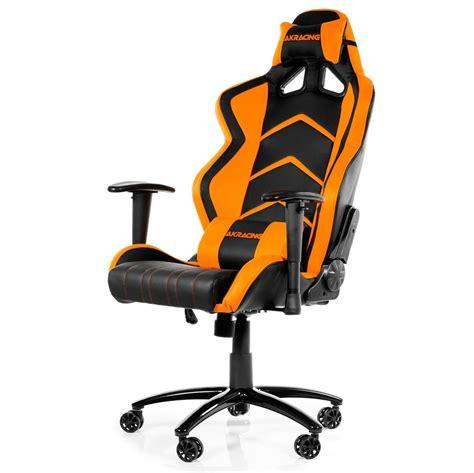 Akracing Gaming Chair Blackorange by Akracing Player Gaming Chair Black Orange K 248 B Hos