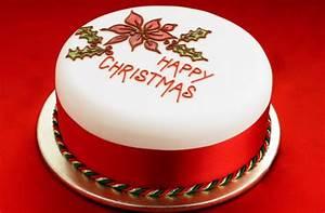 Classic chic Christmas cake recipe - goodtoknow