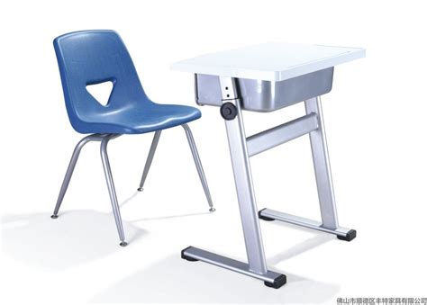 china high quality plastic student desk chair for school