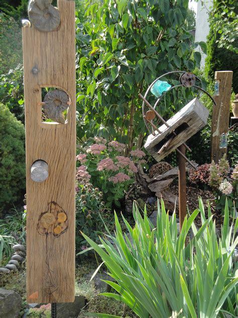 Steine Für Garten by Garten Charmant Holzstelen Garten Holzstelen Garten