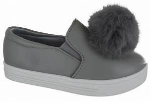 Pom Pom Schuhe : kids girls children pom pom fluffy fur trainers sneakers pumps shoes uk size 8 2 ebay ~ Frokenaadalensverden.com Haus und Dekorationen