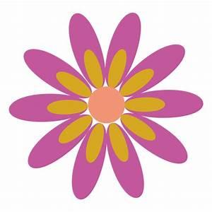 Purple flower icon 5 - Transparent PNG & SVG vector