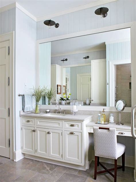 Modern Bathroom Makeup Vanity by Modern Furniture 2014 Stylish Bathroom Lighting Ideas