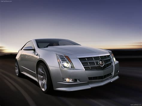 Cadillac Cts Coupe Concept by Cadillac Cts Coupe Concept 2008 Picture 1 Of 14