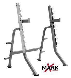xmark crossfit squat rack commercial