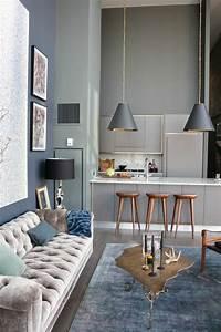 Graue Wand Wohnzimmer : graue kche free xoyox kchen grau hause deko with graue kche cool awesome weie kche graue ~ Indierocktalk.com Haus und Dekorationen