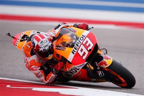 marquez takes pole  cota  dramatic  motogp