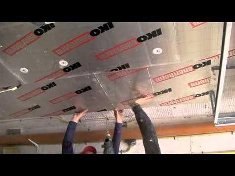 isolation plafond chambre isolation du plafond d 39 un garage ou d 39 une cave