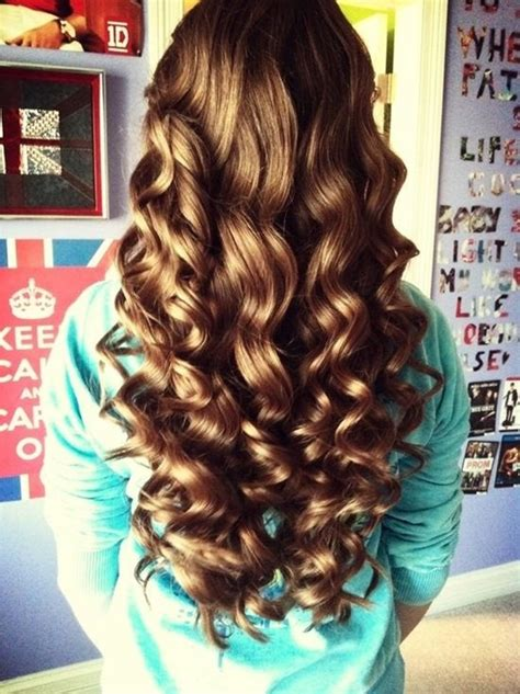 45 gorgeous exles of perfect hair curls