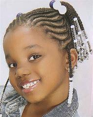Little Girls Braids Hairstyles for Black Hair