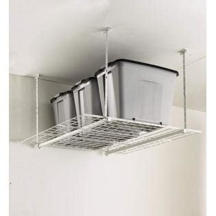 hyloft ceiling storage 60x45 hyloft ceiling mounted storage unit tools garage
