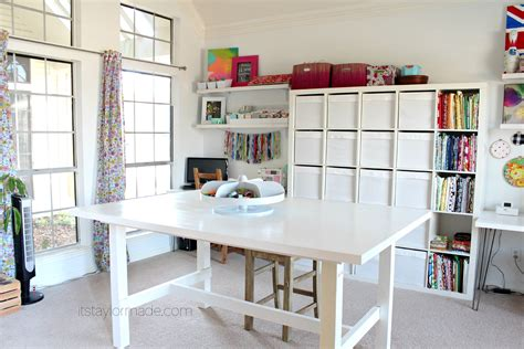 Craft Rooms : Craft Room Reveal