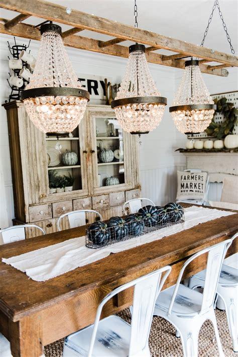 gorgeous farmhouse chandeliers   home