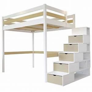 Hochbett 120x200 : lit enfant escalier dans lit enfant achetez au meilleur ~ Pilothousefishingboats.com Haus und Dekorationen