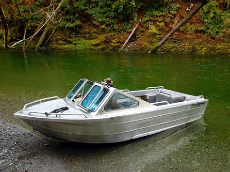 jet boats hand   silver streak boats  sooke bc