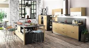 amenagement d39une cuisine pratique et fonctionnelle le With cuisine fonctionnelle et ergonomique
