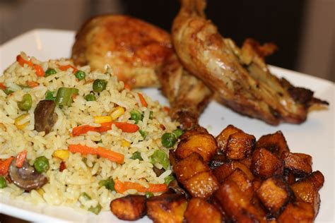 How To Make Nigerian Fried Rice  Nigerian Food African
