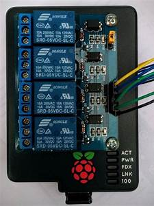 Simple Home Automation  Raspberrypi   Android