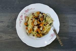 Pasta Mit Hokkaido Kürbis : spaghetti mit k rbis steinpilzen knusprigem salbei compliment to the chef ~ Buech-reservation.com Haus und Dekorationen