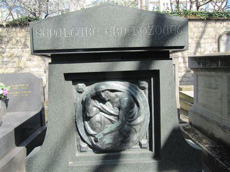 Lade H1 by En El Cementerio De Montparnasse